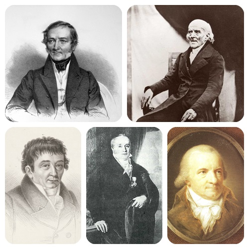 collage_burdach_hahnemann_chaldni_clarus_suhl