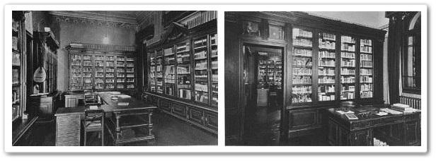 logenhaus-weststrasse-bibliothek