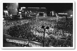 Leipzig, Montagsdemonstration