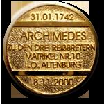 Loge_Altenburg_Medaille