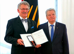 Ordensauszeichnungen am 4. Dezember 2015 durch den Herrn Bundespräsidenten Joachim Gauck in Schloss Bellevue, Berlin; Klaus-Michael Rohrwacher